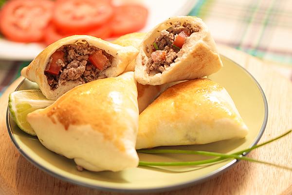 Beef Esfihas