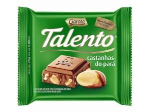 Talento - Castanha do Pará
