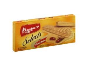 Wafer Manteiga de Amendoim