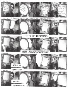 The Blue Ribbons! FREE! @ ONCE Lounge   Somerville   Massachusetts   United States