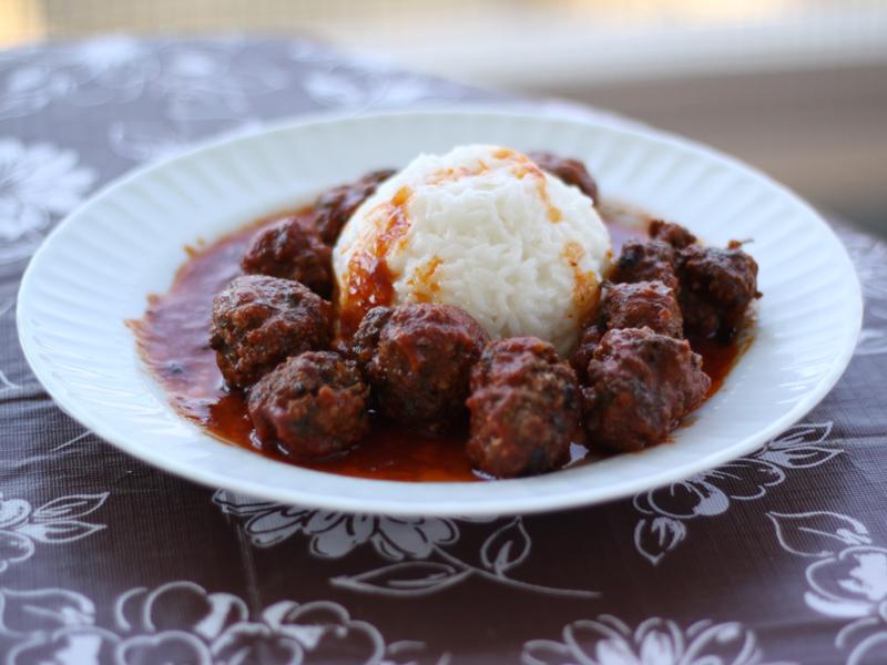Recette : keftedakia, boulettes de viande