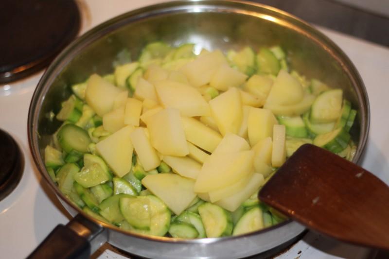 courgettes poele et pommes de terre_web
