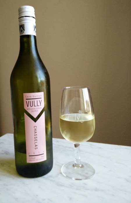 vully chasselas