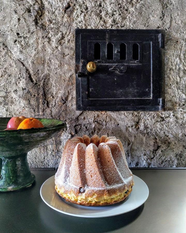 hefegugelhopf - Swiss bread