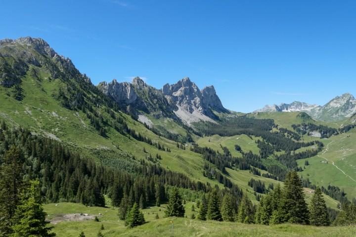 Fribourg Pre-Alps