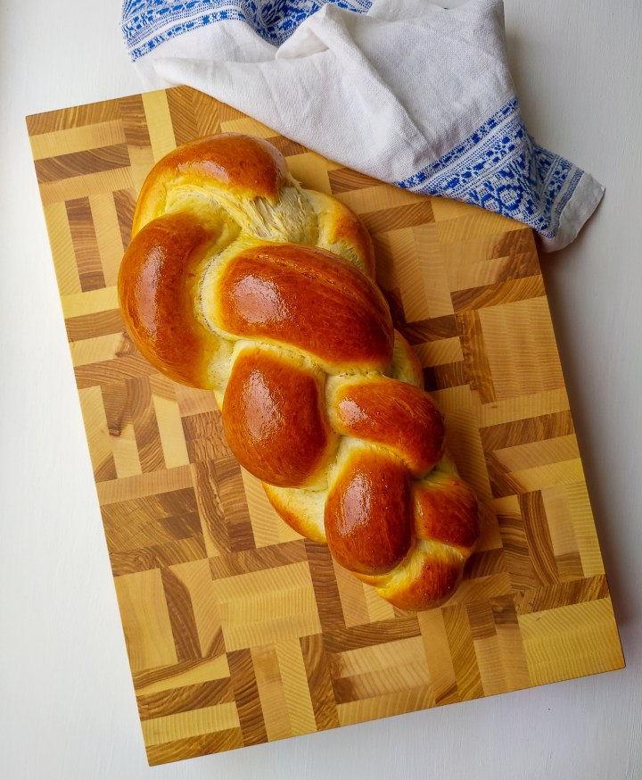 Zopf / Tresse / Treccia made with Echt Entlebuch flour