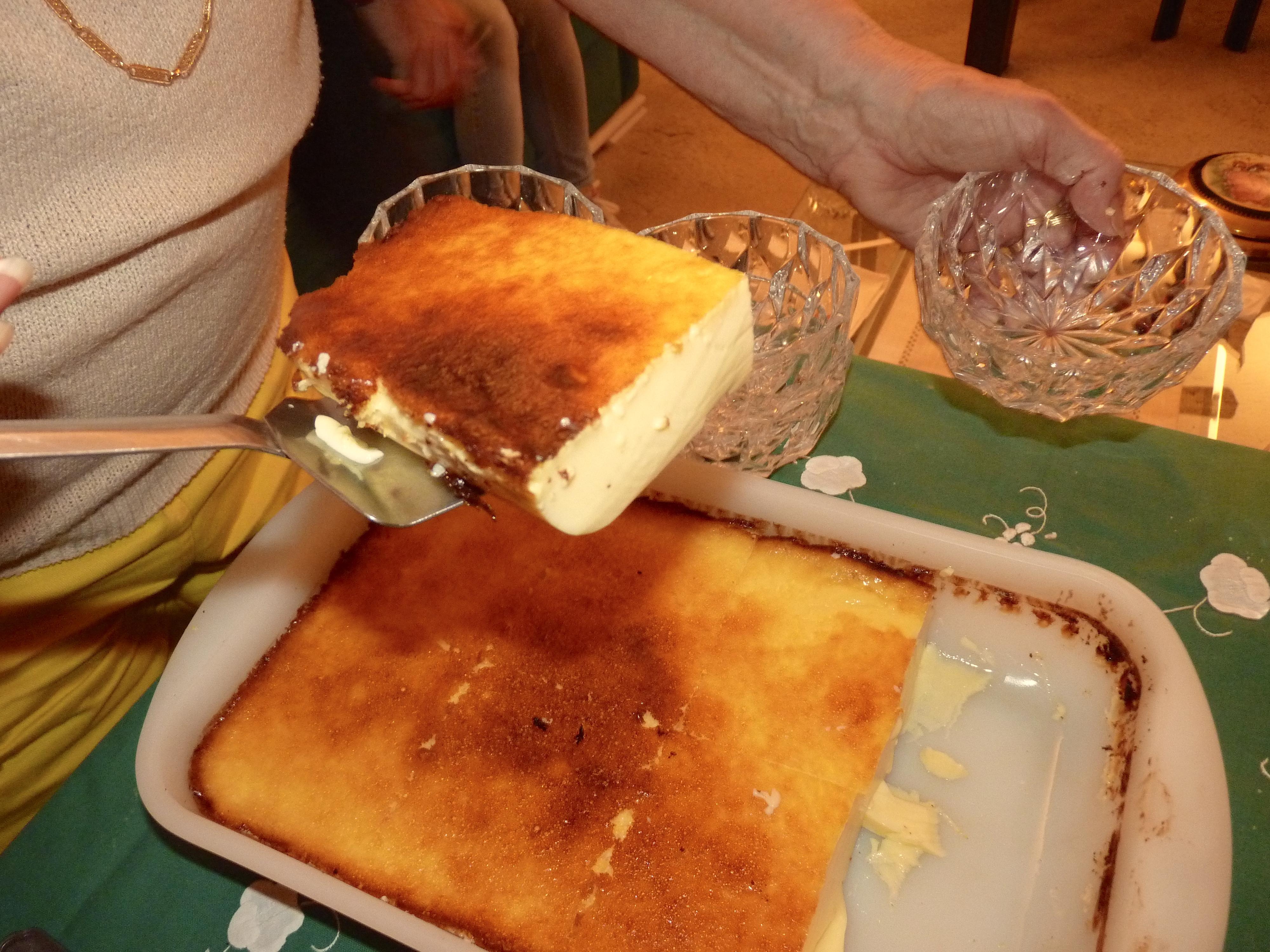 Oeufs Au Lait Grand Mere La Cuisine De Micheline