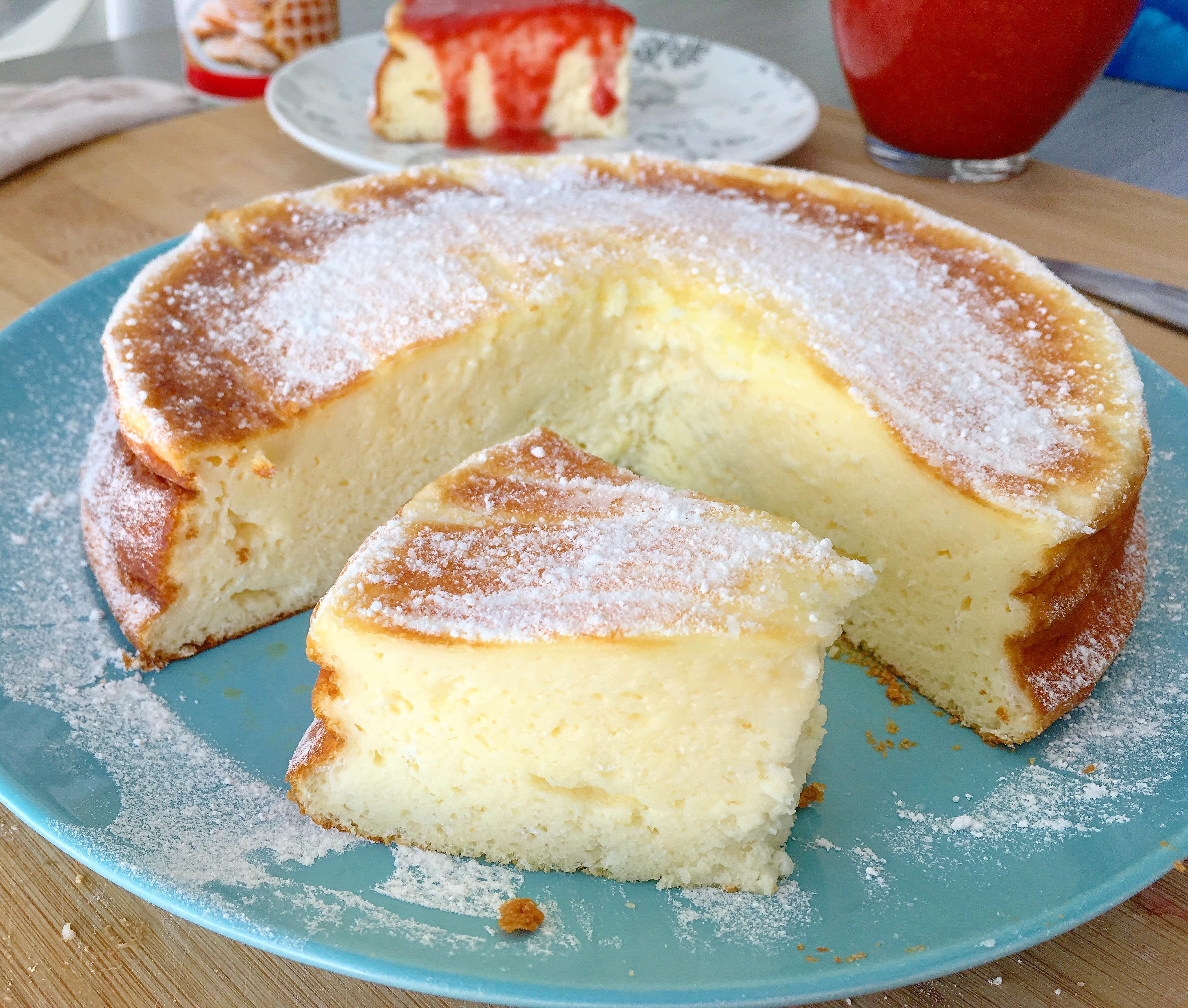 Gâteau Au Fromage Blanc La Cuisine De Micheline