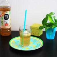 Avis thé noir glacé pêche blanche de May Tea