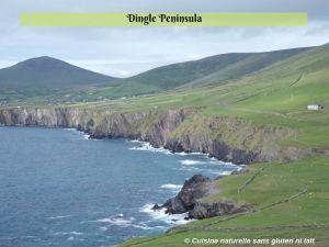 Plaines Irlandaises Dingle Péninsule