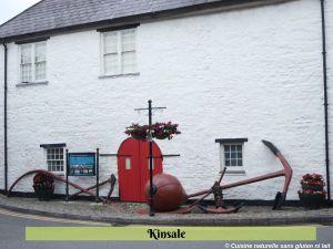 Village de pêcheurs Kinsale Irlande