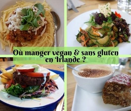irlande sans gluten vegan