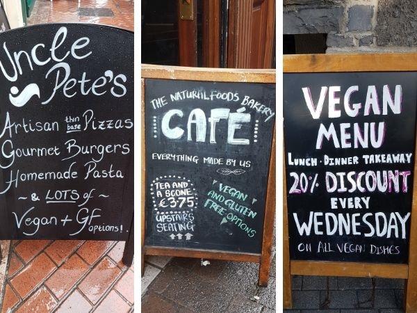 irlande sans gluten et vegan