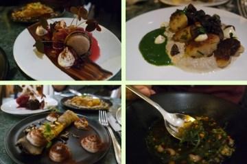 Table Métis restaurant bistronomique Paris