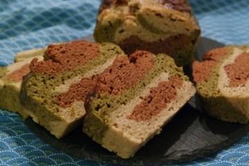 Marbré vegan et sans gluten au Vitaliseur couverture