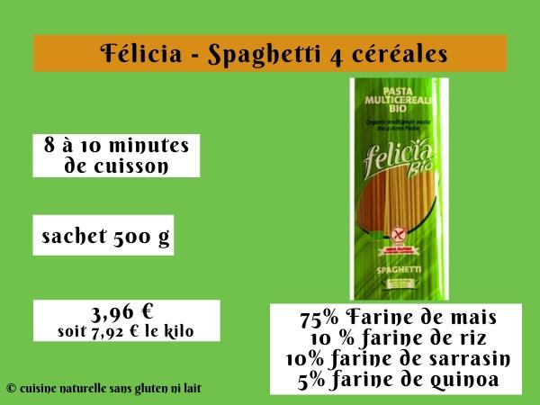 Félicia - Spaghetti 4 céréales (1)