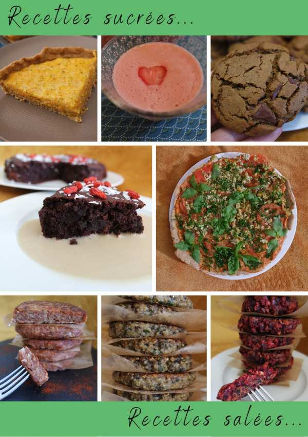 photos plats sans gluten sans lait sans oeuf tarte gateau steaks mousse aux fraises cookies
