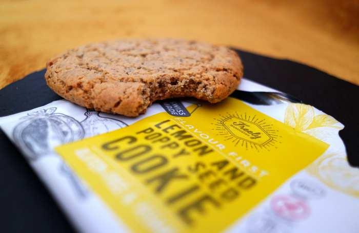 Freely Handustry cookie vegan sans gluten bio citron pavot