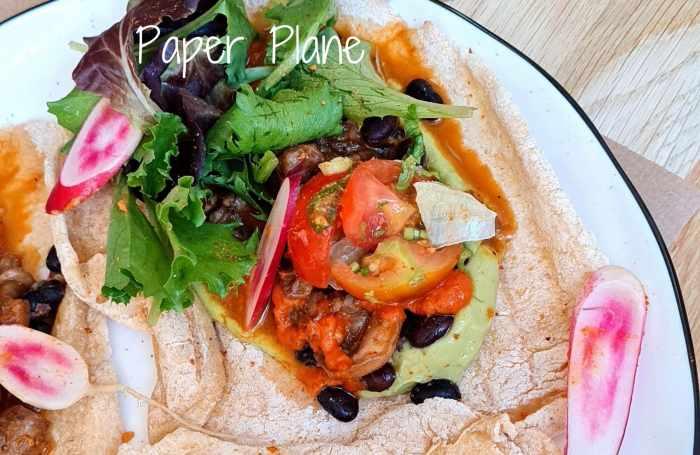 Restaurant vegan Nice Tacos vegan radis