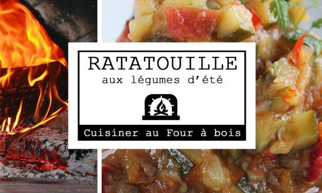 Ratatouille aux légumes d'été