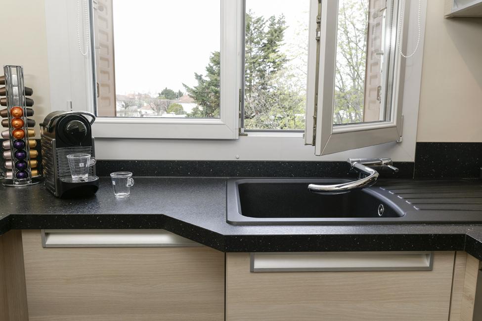 o installer son vier cuisines et bains. Black Bedroom Furniture Sets. Home Design Ideas