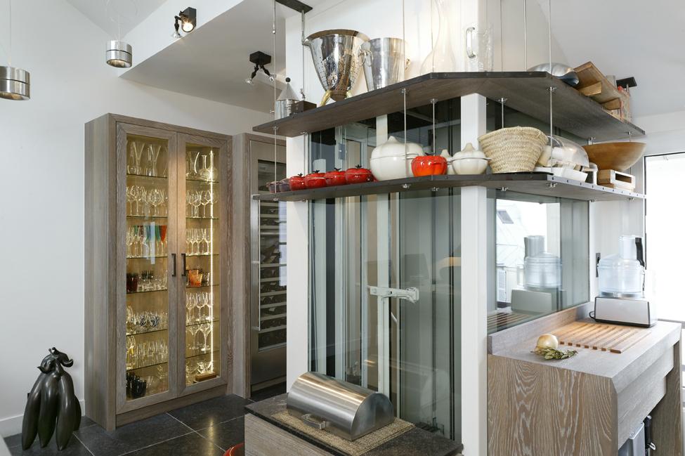 rangement cuisine design