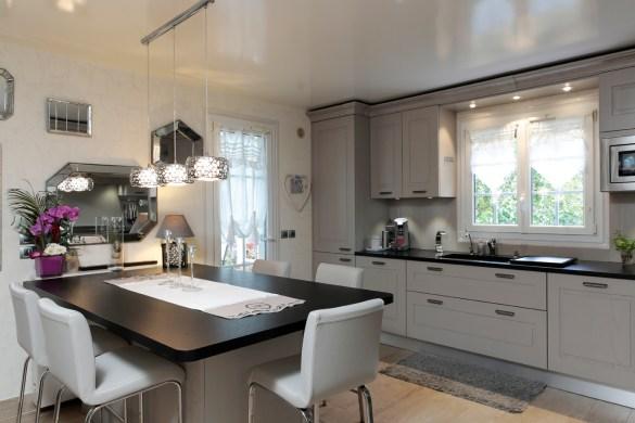 immacul cuisines et bains. Black Bedroom Furniture Sets. Home Design Ideas