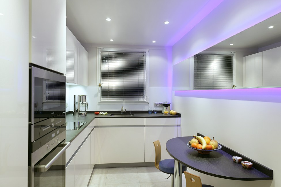 amenagement de cuisine en l