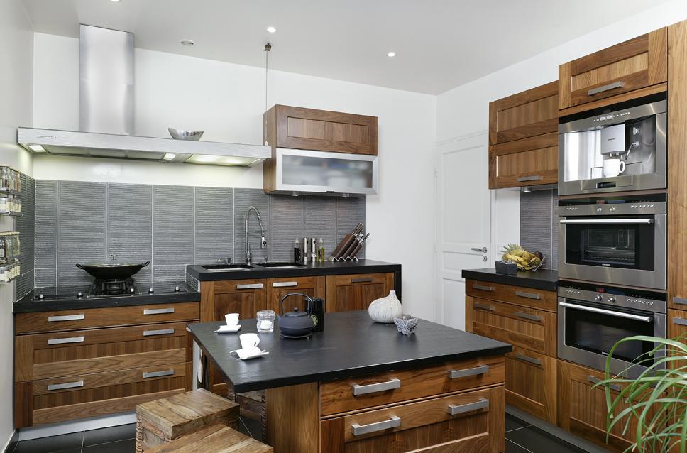 Cuisine De Caractere quel caractère, cette cuisine ! - cuisines et bains