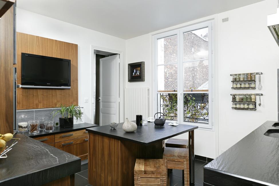 Cuisine Pyram-Baumier/Confort et Habitat 03/2011