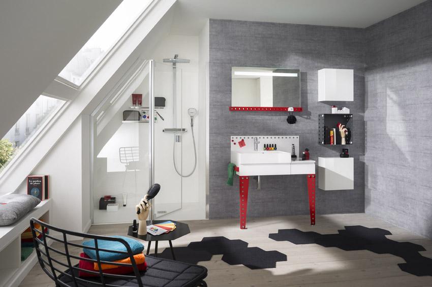 salle de bain anodin