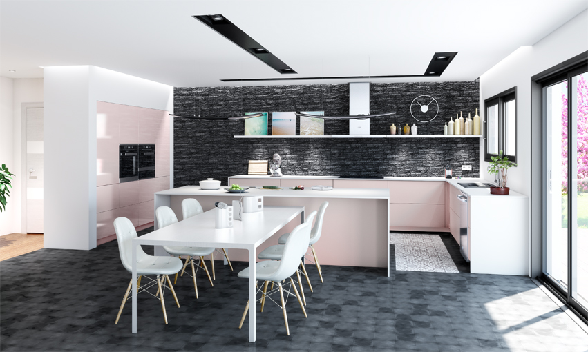 cuisine rose