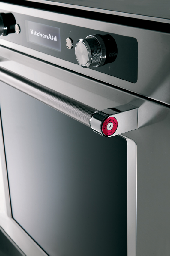 médaillons rouges KitchenAid