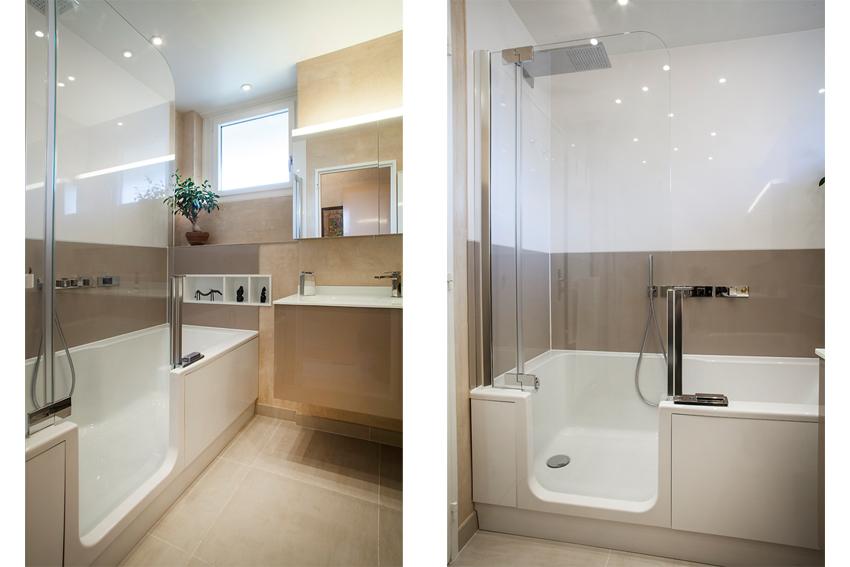 une salle de bains pour tous cuisines et bains. Black Bedroom Furniture Sets. Home Design Ideas