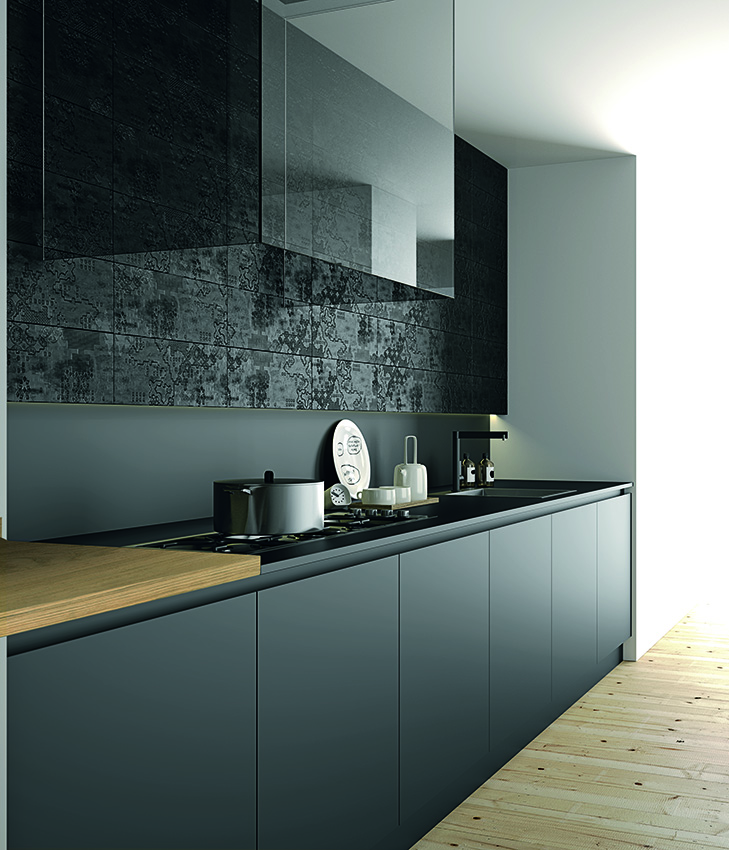 fenix ntm le plaisir des sens cuisines et bains. Black Bedroom Furniture Sets. Home Design Ideas