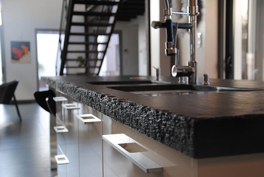 comment choisir le plan de travail de sa cuisine cuisines et bains. Black Bedroom Furniture Sets. Home Design Ideas