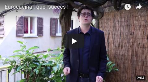 Eurocucina 2018 : quel succès !