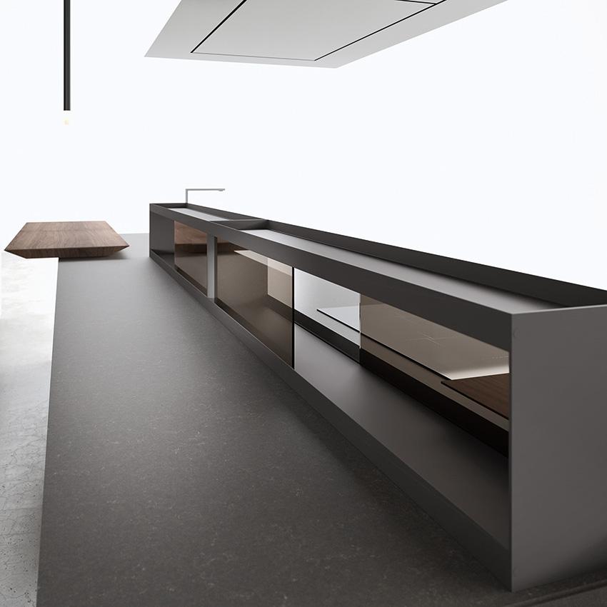 tendances 2019 des rangements astucieux cuisines et bains. Black Bedroom Furniture Sets. Home Design Ideas