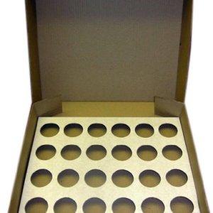 AVM-Bote-de-transport-en-carton-blanc-rsistant-pour-24-cupcakes-ou-muffins-Hauteur-10-cm-0