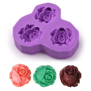 BOXCUTE-DIY-3D-Rose-Fleur-Moules-pour-Dcoration-Gteau-Cupcake-Fondant-Sucre-0