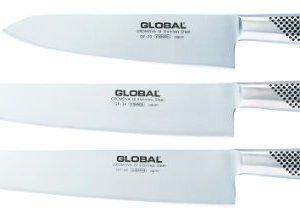 Couteau-du-chef-professionnel-GF35-Couteau--lame-forge-trempe-apportant-une-rsistance-suprieure-Manche-rond-creux-assurant-quilibre-et-prise-en-main-optimum-L-300-mm-0