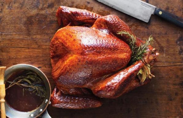 recette poulet roti