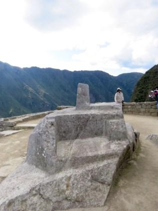 Machu Picchu–Inca Sundial