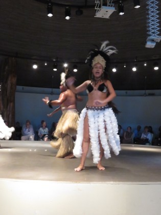 Easter Island-Rapa Nui dancers