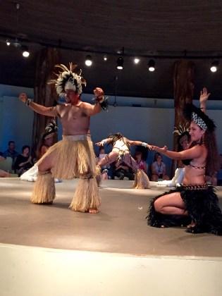 Easter Island-Rapa Nui dances