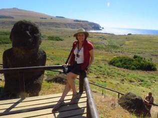 Easter Island–older style Moai