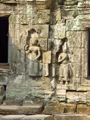 Siem Riep, Cambodia-Ta Prom–more Apsaras