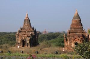Bagan, Myanmar–Pagodas (by Ingrid Klove)