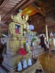 Inle Lake, Myanmar–Nga Phe Chaung Monastery Interior