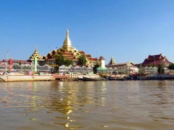 Inle Lake, Myanmar–Phaung Daw Oo Pagoda2